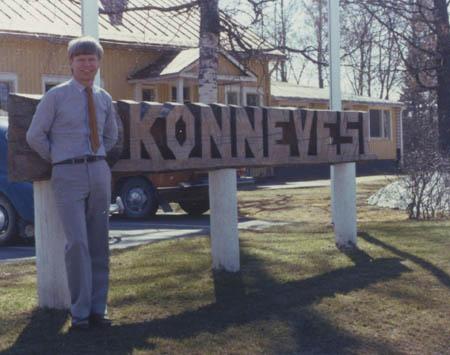 Konnevesi 1988