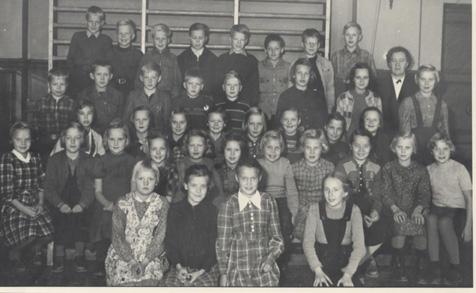 Keskikoulu 1951